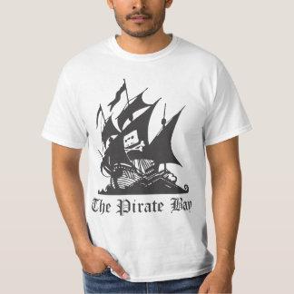 A baía do pirata t-shirts