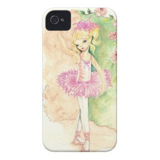 A bailarina bonito capas para iPhone 4 Case-Mate