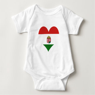 A bandeira de Hungria Camiseta