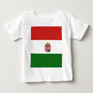 A bandeira de Hungria T-shirt