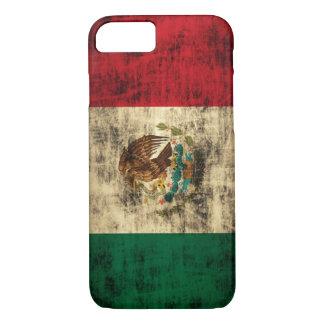 A bandeira de México afligiu a caixa do iPhone 7 Capa iPhone 8/7