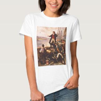 A bandeira star spangled por Percy Moran T-shirts