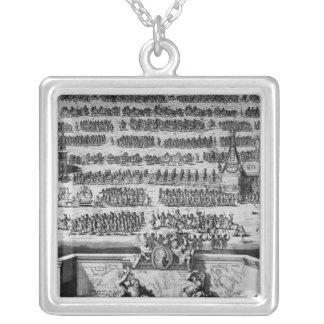 A batalha de Pottava, 1709 Colar