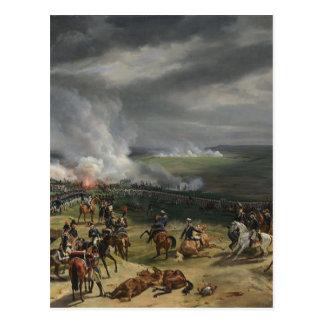 A batalha de Valmy (20 de setembro de 1792) por Cartão Postal