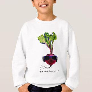 A beterraba vai em-luz camiseta