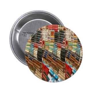 A biblioteca do leitor ávido dos LIVROS lida apren Boton