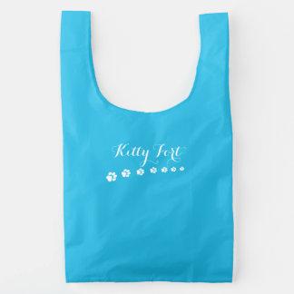 """A bolsa de compra do """"forte gatinho """""""
