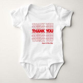 a bolsa de compra, obrigado, têm um dia agradável tshirts