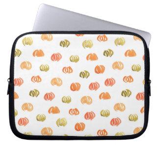"A bolsa de laptop 10"" da abóbora capas de notebook"