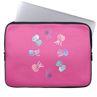 """A bolsa de laptop 13"""" das medusa capas para computadores"""