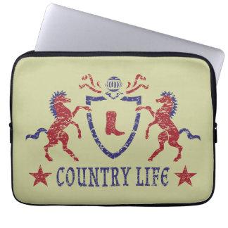 A bolsa de laptop do neopreno da vida no campo 13 capa para laptop
