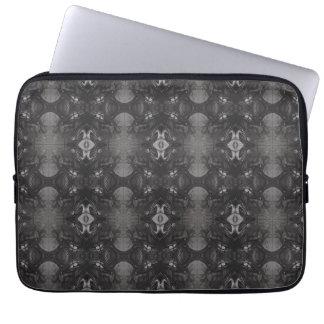 A bolsa de laptop do neopreno do gótico 13 bolsas e capas de notebook