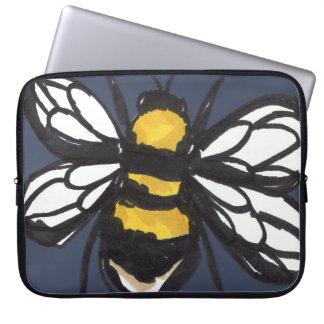 A bolsa de laptop humilde do zangão do marinho capas de notebook