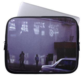 A bolsa de laptop legal com impressão da foto do capas para laptop