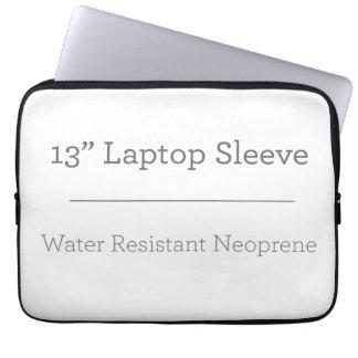 A bolsa de laptop média feita sob encomenda capa para laptop