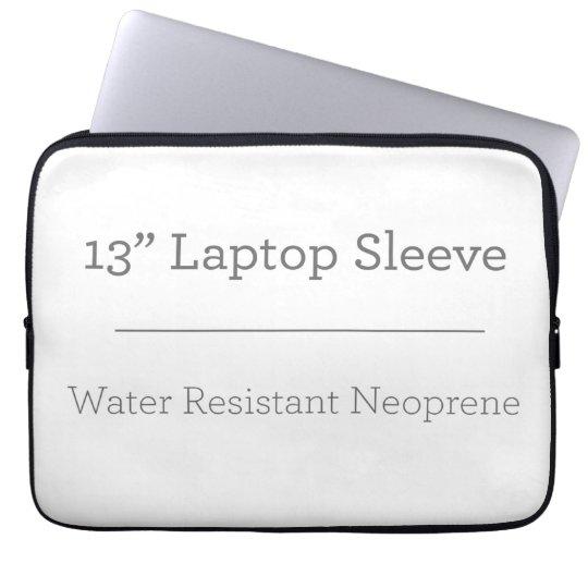 Capa de Neoprene para Laptops de 13 polegadas