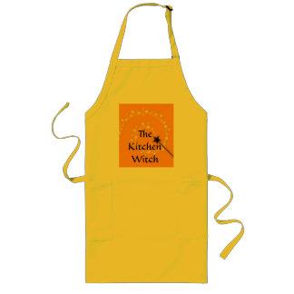A bruxa da cozinha avental longo