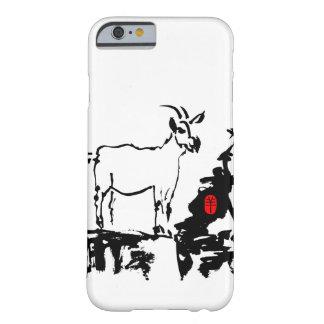 A cabra balança - 2015 anos da cabra - capa barely there para iPhone 6