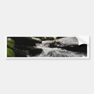 A cachoeira conecta Great Smoky Mountains Adesivo Para Carro