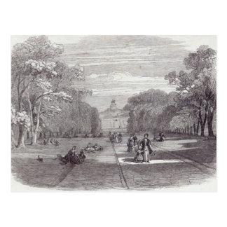 A caminhada longa, Windsor Cartão Postal
