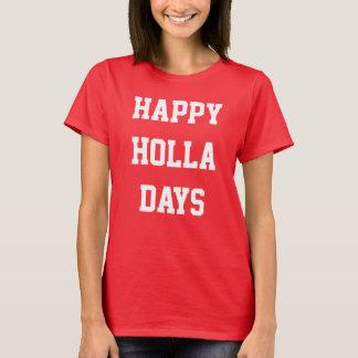 """""""A camisa das mulheres do feriado LOL dos dias"""