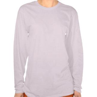 A camisa das mulheres do poder do amor tshirts