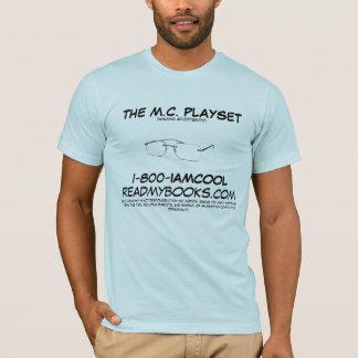 A camisa de Michael Carr Playset