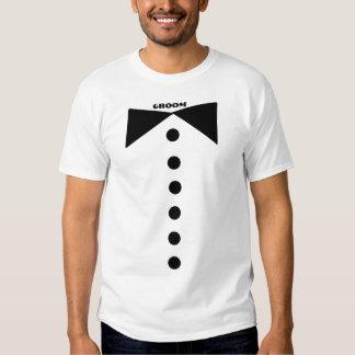 A camisa do noivo - - tshirts