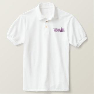 A camisa dos homens da igualdade do casamento das camiseta bordada polo