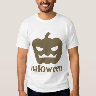 A camisa dos homens de Jack O'Lantern o Dia das Tshirt