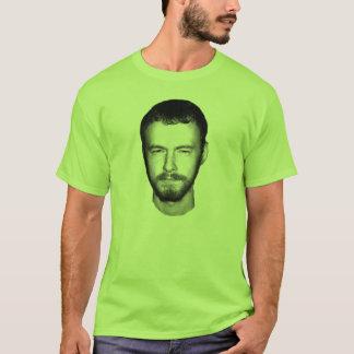 A cara de Kieran Tshirt