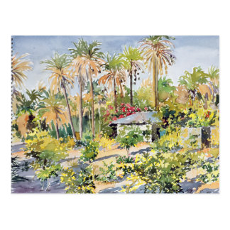 A casa 1997 de Denbo Cartão Postal