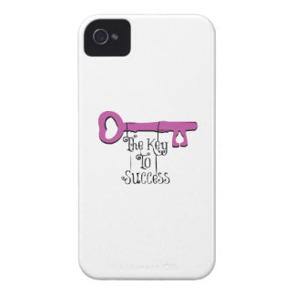 A chave ao sucesso capa de iPhone 4 Case-Mate