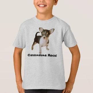 A chihuahua Cutie caçoa o t-shirt unisex