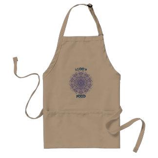 A comida de Bloo oficial - avental da mandala de