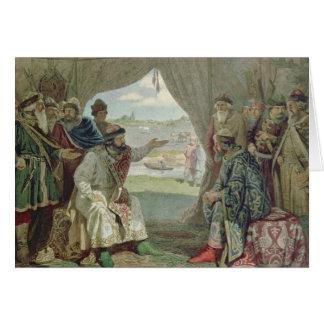 A convenção dos príncipes cartão