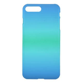 A cor de água desvanece-se capa iPhone 7 plus