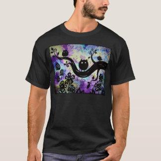 a coruja t-shirt