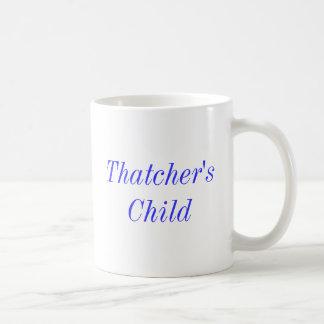 A criança de Thatcher Caneca