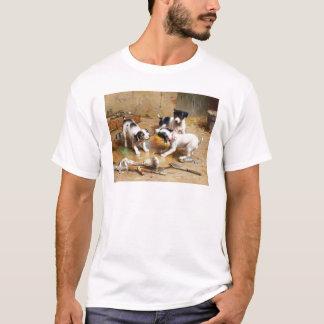 A disputa dos pintores por Carl Reichert Tshirts