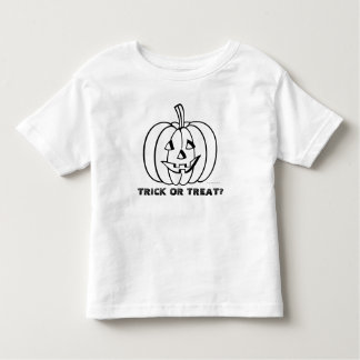 A doçura ou travessura caçoa o t-shirt 1 da