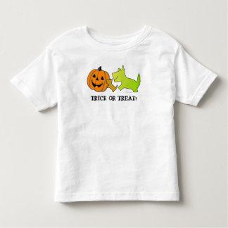 A doçura ou travessura caçoa o t-shirt 1 do