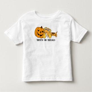 A doçura ou travessura caçoa o t-shirt 3 do