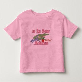 A é para Anna Camisetas