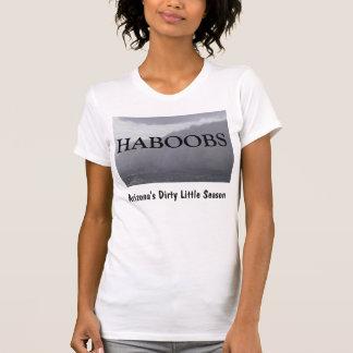 A estação pequena suja da arizona de HABOOBS Camiseta