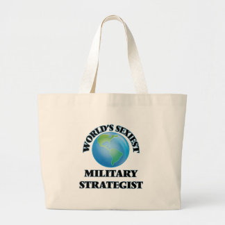 """A estratega militar a mais """"sexy"""" do mundo bolsas de lona"""