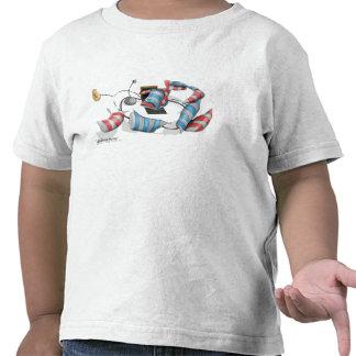 A fábrica do travesseiro t-shirts