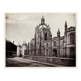 A Faculdade Aberdeen do rei - cartão Cartão Postal