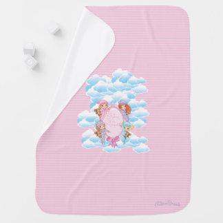 A fada é cobertura do bebê do sono manta de bebe