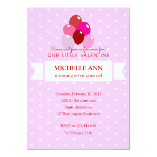 A festa de aniversário dos namorados convites personalizados